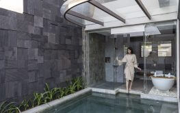 private pool villa canggu